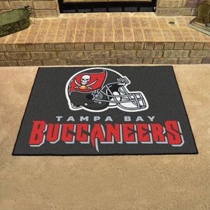 "NFL - Tampa Bay Buccaneers All-Star Mat 33.75""x42.5"""