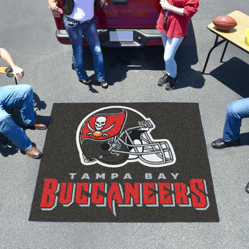 NFL - Tampa Bay Buccaneers Tailgater Rug 5'x6'