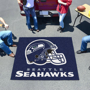 NFL - Seattle Seahawks Tailgater Rug 5'x6'
