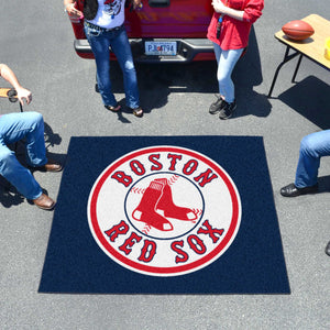 MLB - Boston Red Sox Tailgater Rug 5'x6'