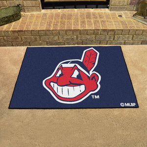 "MLB - Cleveland Indians All-Star Mat 33.75""x42.5"""
