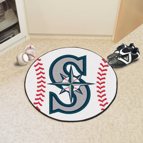 MLB - Seattle Mariners Baseball Mat 27