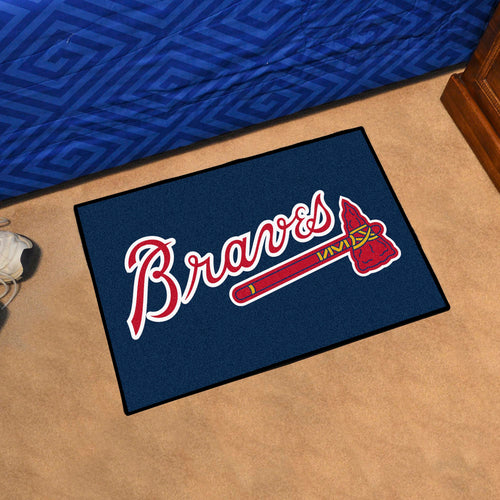 MLB - Atlanta Braves Starter Rug 19