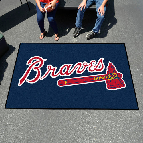 MLB - Atlanta Braves Ulti-Mat 5'x8'
