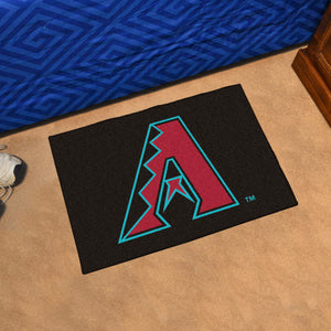 "MLB - Arizona Diamondbacks Starter Rug 19""x30"""
