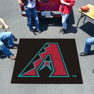 MLB - Arizona Diamondbacks Tailgater Rug 5'x6'