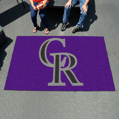 MLB - Colorado Rockies Ulti-Mat 5'x8'