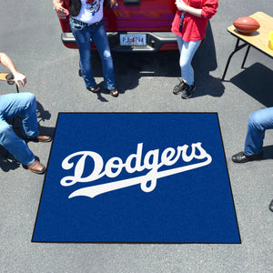 MLB - Los Angeles Dodgers Tailgater Rug 5'x6'