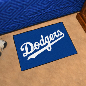 "MLB - Los Angeles Dodgers Starter Rug 19""x30"""