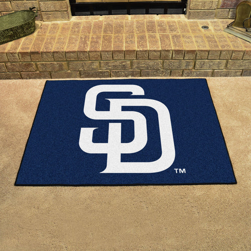 MLB - San Diego Padres All-Star Mat 33.75