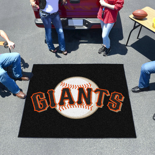 MLB - San Francisco Giants Tailgater Rug 5'x6'