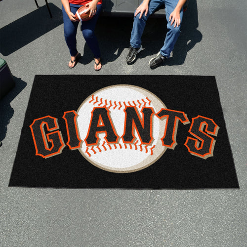 MLB - San Francisco Giants Ulti-Mat 5'x8'