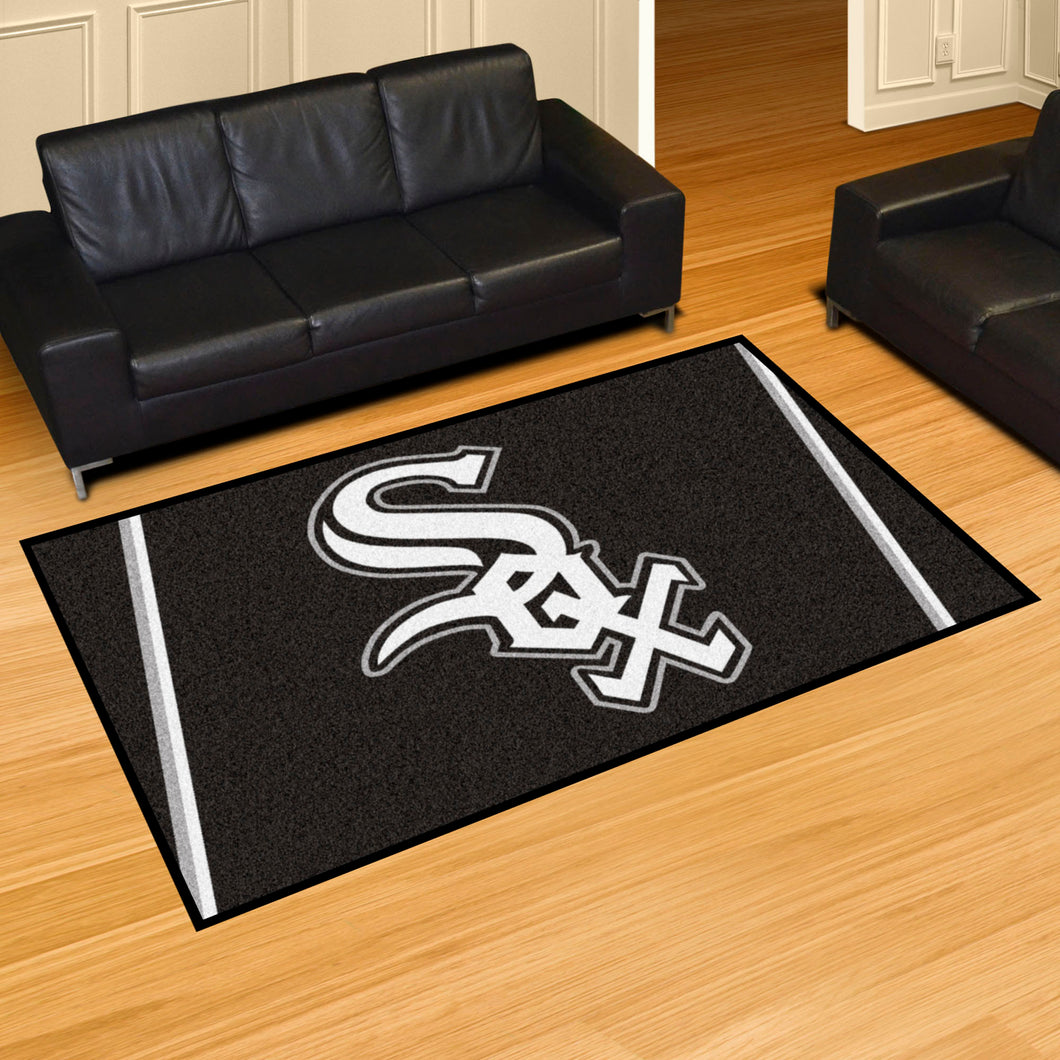 MLB - Chicago White Sox 5'x8' Rug