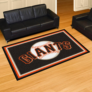 MLB - San Francisco Giants 5'x8' Rug