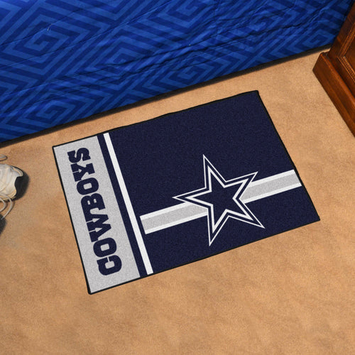 NFL - Dallas Cowboys Uniform Starter Rug 19
