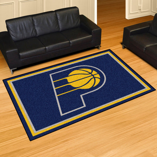 NBA - Indiana Pacers 5'x8' Rug