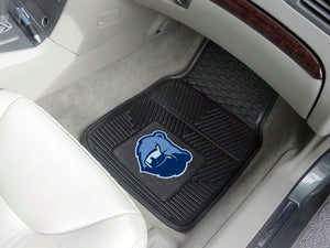 "NBA - Memphis Grizzlies 2-pc Vinyl Car Mats 17""x27"""