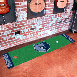 "NBA - Memphis Grizzlies Putting Green Runner 18""x72"""