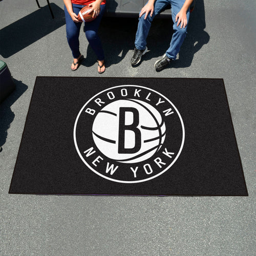 NBA - Brooklyn Nets Ulti-Mat 5'x8'
