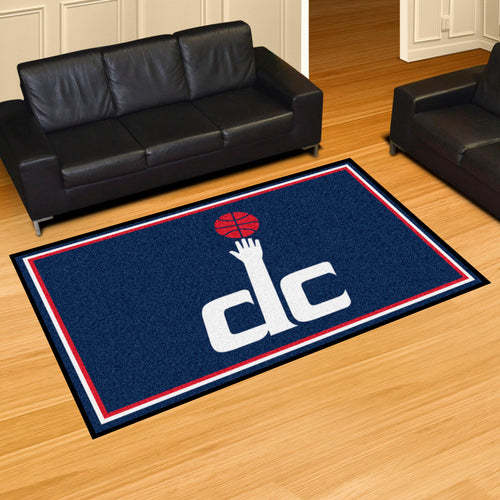 NBA - Washington Wizards 5'x8' Rug