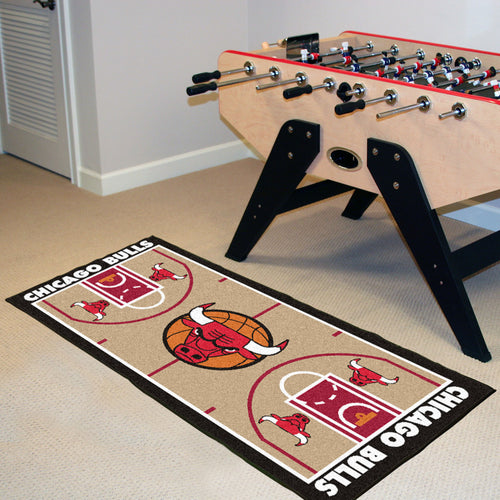 NBA - Chicago Bulls NBA Court Runner 24x44