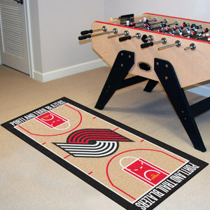 NBA - Portland Trail Blazers NBA Court Runner 24x44