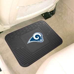 "NFL - Los Angeles Rams Utility Mat 14""x17"""