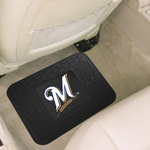 "MLB - Milwaukee Brewers Utility Mat 14""x17"""