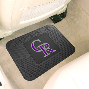 "MLB - Colorado Rockies Utility Mat 14""x17"""