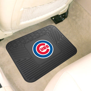 "MLB - Chicago Cubs Utility Mat 14""x17"""