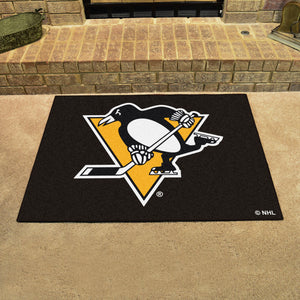 "NHL - Pittsburgh Penguins All-Star Mat 33.75""x42.5"""