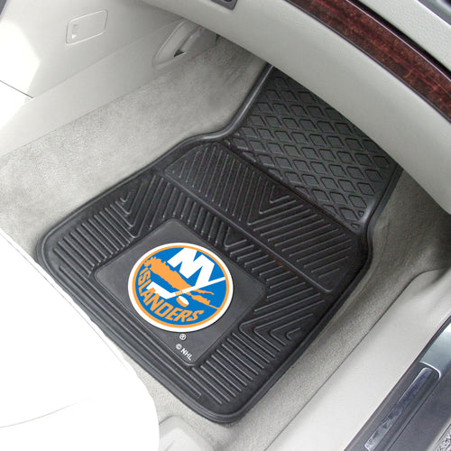NHL - New York Islanders 2-pc Vinyl Car Mats 17