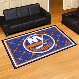 NHL - New York Islanders 5'x8' Rug