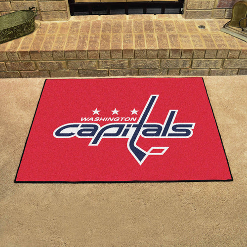 NHL - Washington Capitals All-Star Mat 33.75
