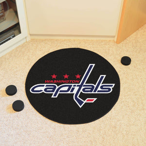 "NHL - Washington Capitals Puck Mat 27"" diameter"