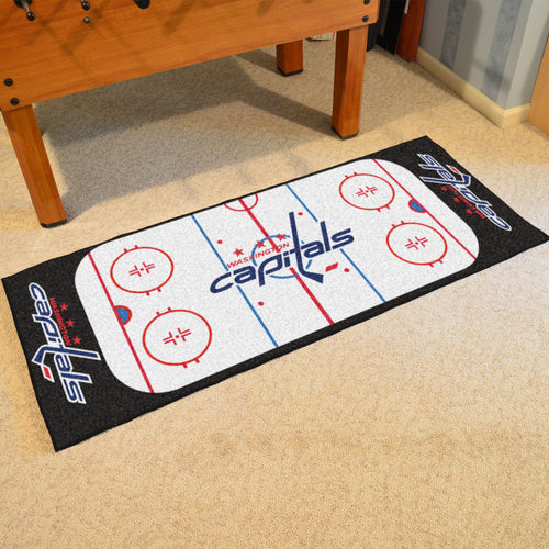 NHL - Washington Capitals Rink Runner 30