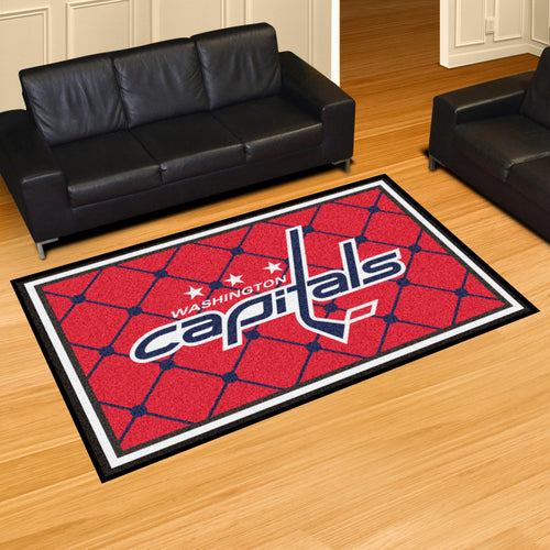 NHL - Washington Capitals 5'x8' Rug