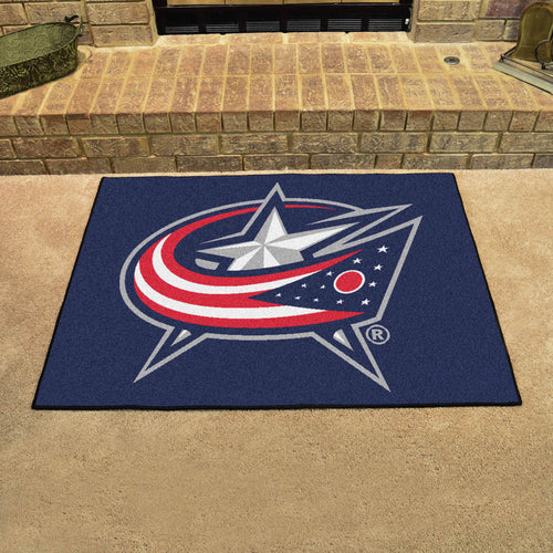 NHL - Columbus Blue Jackets All-Star Mat 33.75