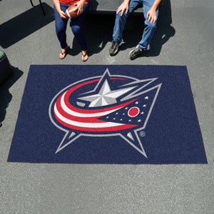 NHL - Columbus Blue Jackets Ulti-Mat 5'x8'