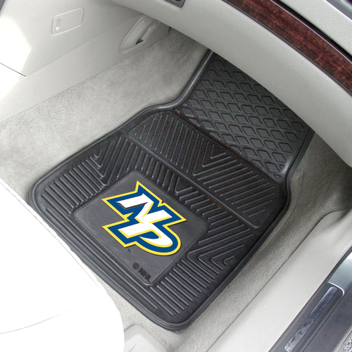 NHL - Nashville Predators 2-pc Vinyl Car Mats 17
