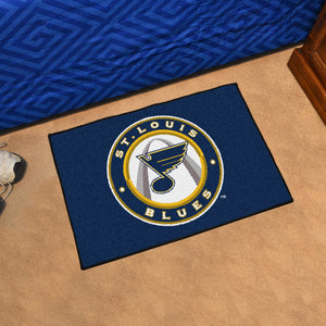 NHL - St. Louis Blues Starter Mat
