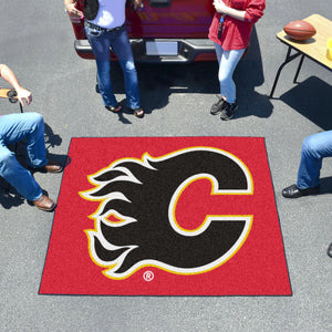 NHL - Calgary Flames Tailgater Rug 5'x6'