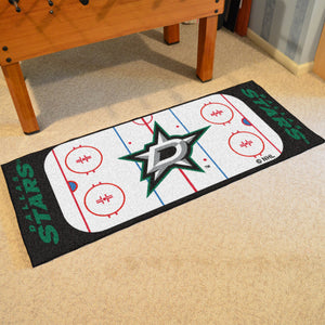 "NHL - Dallas Stars Rink Runner 30""x72"""