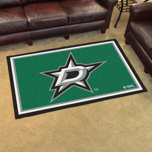 NHL - Dallas Stars 4'x6' Rug