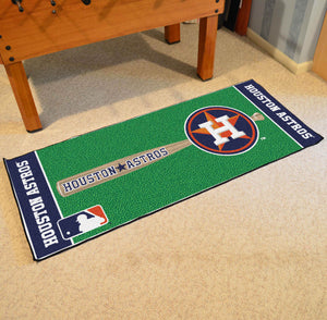 "MLB - Houston Astros Baseball Runner 30""x72"""
