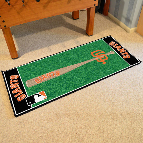 MLB - San Francisco Giants Baseball Runner 30