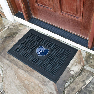 "NBA - Memphis Grizzlies Door Mat 19.5""x31.25"""