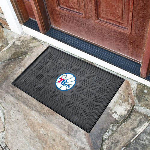 NBA - Philadelphia 76ers Door Mat 19.5