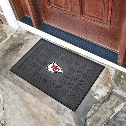 NFL - Kansas City Chiefs Door Mat 19.5