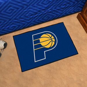 "NBA - Indiana Pacers Starter Rug 19"" x 30"""